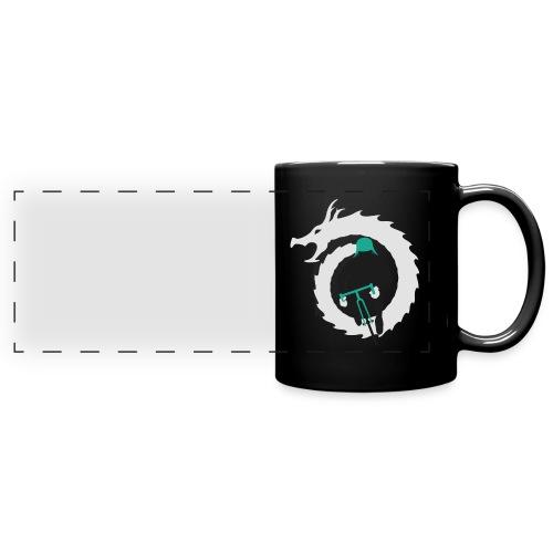 Dragon Hunter Mug - Full Color Panoramic Mug