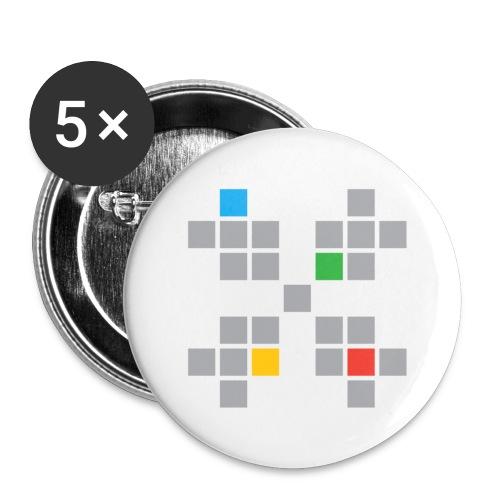 Liten pin 25 mm (5-er pakke)