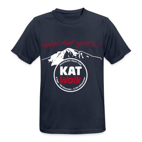 Sport T-Shirt KAT Walk - Männer T-Shirt atmungsaktiv