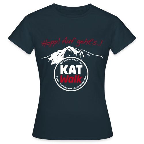 Frauen T_shirt KAT Walk - Frauen T-Shirt