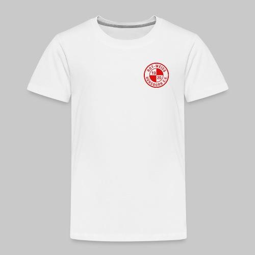 RWH T-Shirt Kinder weiss - Kinder Premium T-Shirt