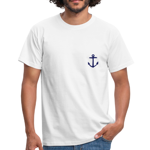 Anker T-Shirt - Männer T-Shirt