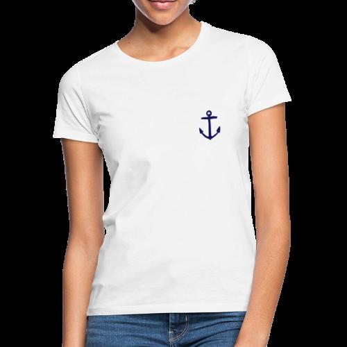 Anker T-Shirt - Frauen T-Shirt
