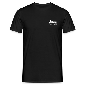 jazz not war / small - Men's T-Shirt