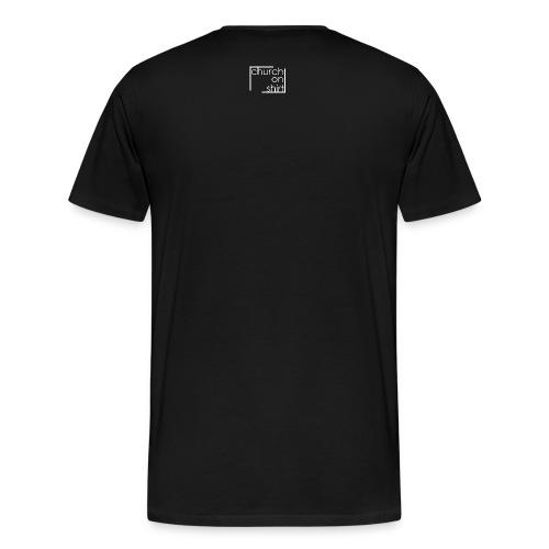 machmalkeinhappeningdraus shirt - Männer Premium T-Shirt