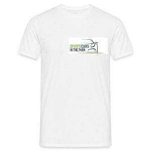 Male T-Shirt - Small SCITP logo - Men's T-Shirt