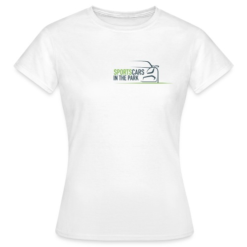 Female T-Shirt - Small SCITP logo - Women's T-Shirt