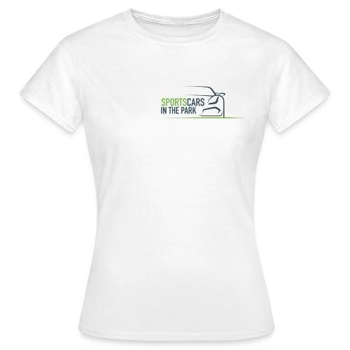 Female T-Shirt - Small SCITP logo - Women's T-Shirt