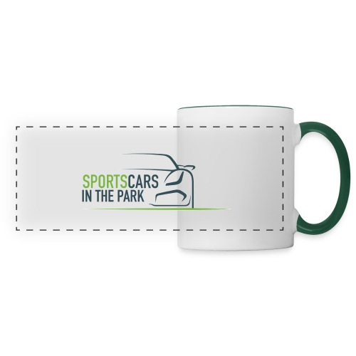 Cup With Logo - Panoramic Mug