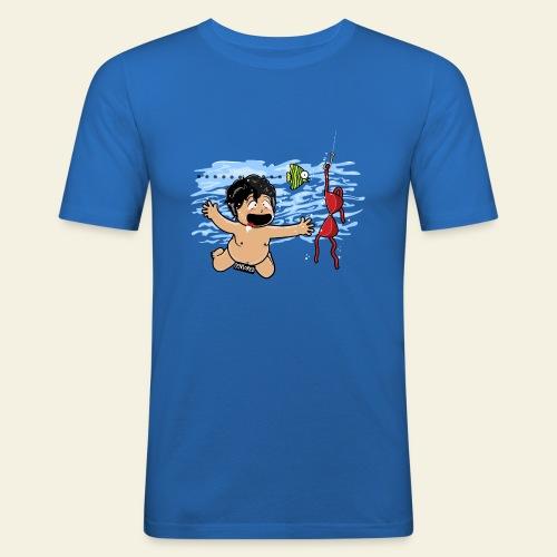 Little perverse - T-shirt près du corps Homme