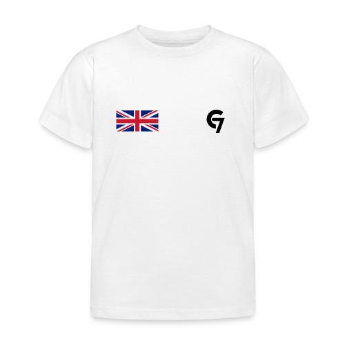 Kids' UK G7 Jersey - Kids' T-Shirt