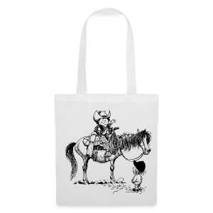 Thelwell Cowboy - Tote Bag