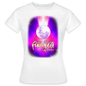 T SHIRT FULL MOON Experience by Florian VIRIOT - T-shirt Femme
