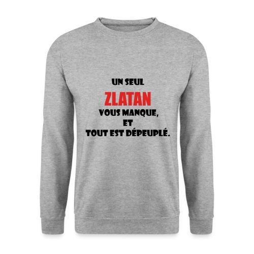 King Zlatan 1 Sweat-shirts - Sweat-shirt Homme