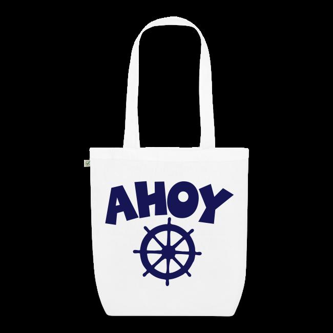 AHOY Wheel Bio Stofftasche