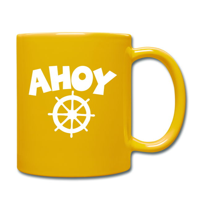 AHOY Wheel Tasse