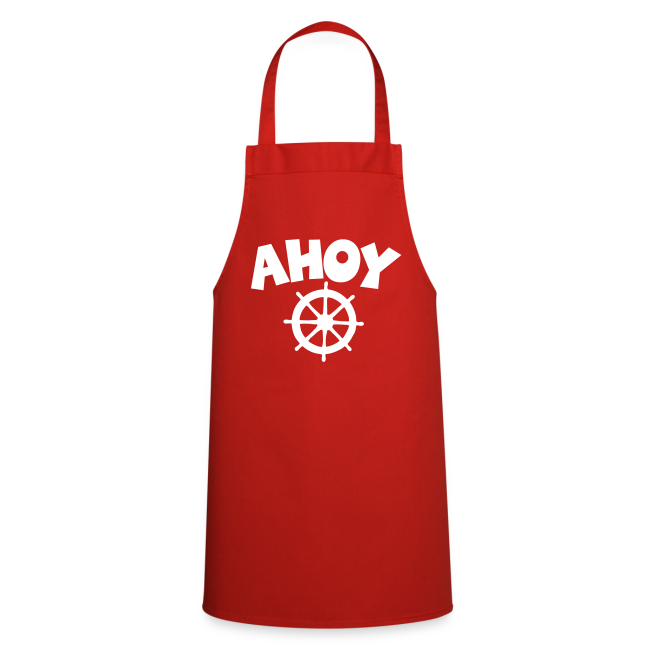 AHOY Wheel Kochschürze