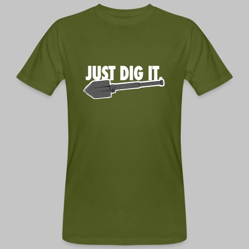 Just Dig It - Organic mænd