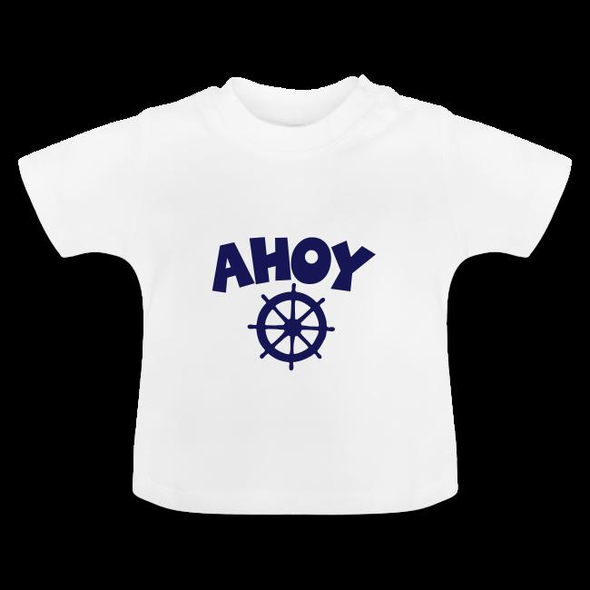 AHOY Wheel Baby T-Shirt