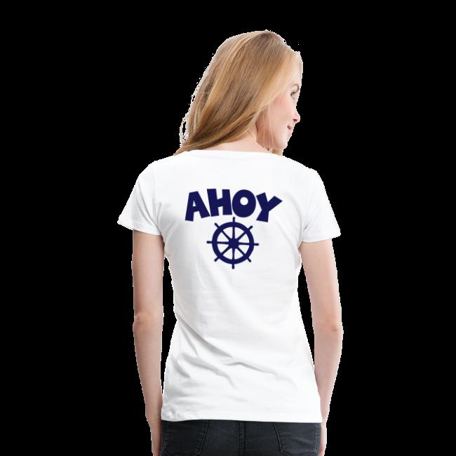 AHOY Wheel S-3XL T-Shirt