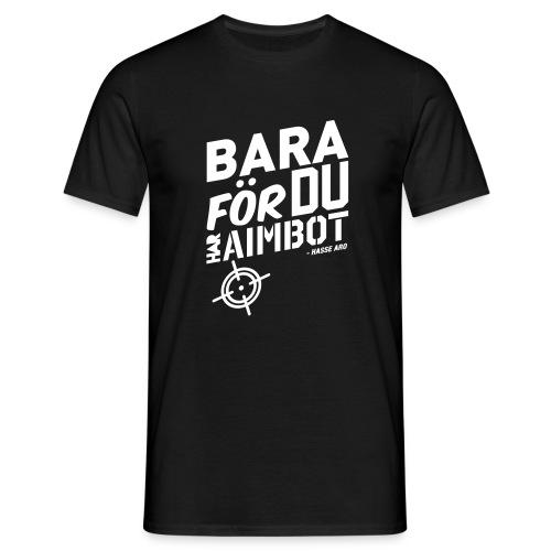 Aimbot | Hasse Aro - T-shirt herr