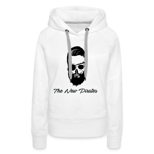 The New Pirates - Sweat-shirt à capuche Premium pour femmes