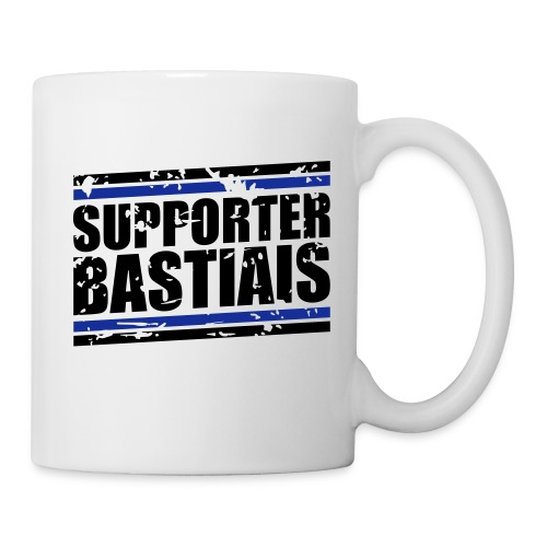 Tasse en céramique Supporter Bastiais - Mug blanc