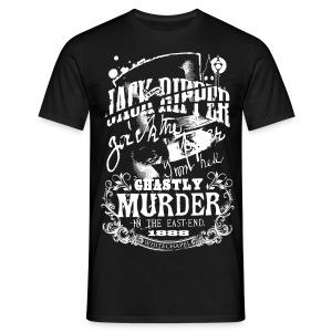 Jack the Ripper - Men's T-Shirt