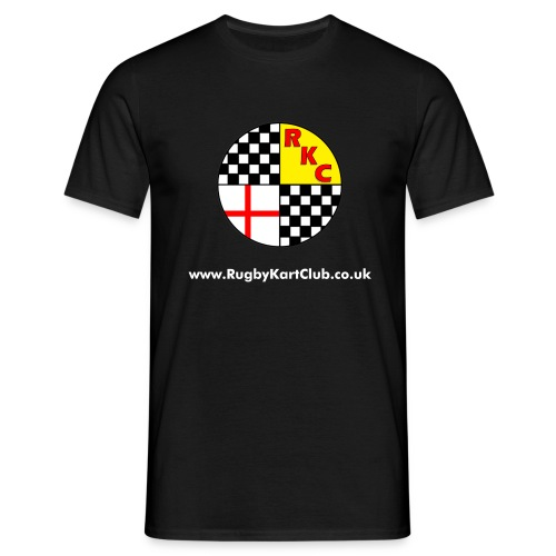 Rugby Kart Club Relaxed Fit T-Shirt - Men's T-Shirt