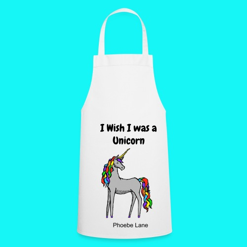 Unicorn Apron - Cooking Apron