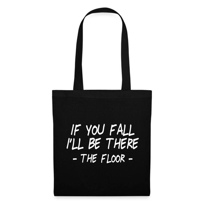 if you fall Iu0026#39;ll be there - the floor 2 Tassen u0026 rugzakken - Tas van ...