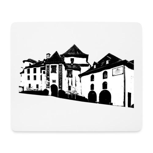 Mousepad Schloss Clervaux - Mousepad (Querformat)