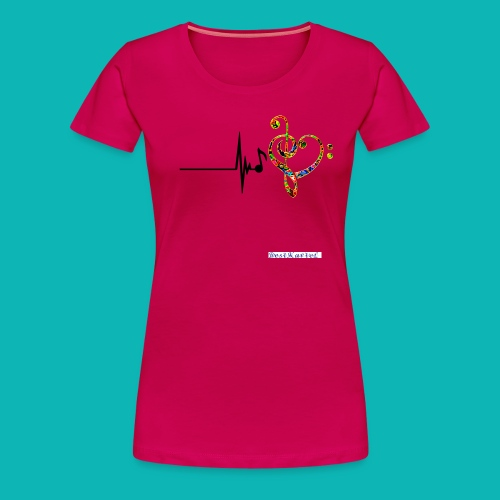 Bestkartel Collection - T-shirt Premium Femme