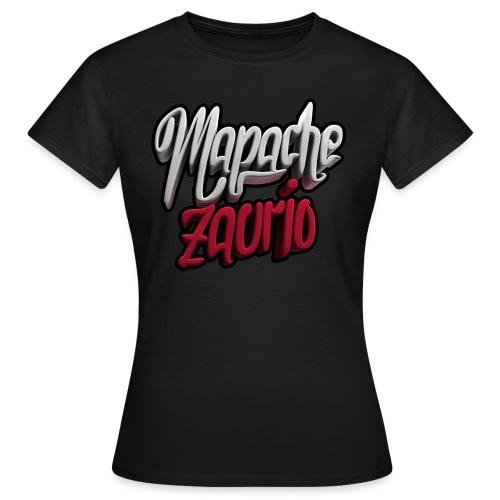 Mapachezaurio-Chica - Women's T-Shirt