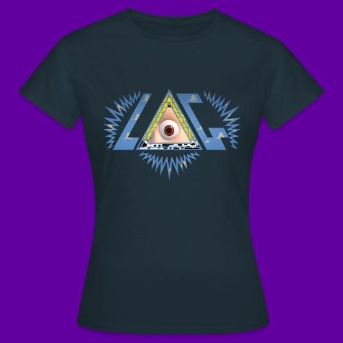 LAG cowboy illuminati - femme - T-shirt Femme