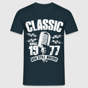 1977 And Still Rockin T-Shirts - Männer T-Shirt