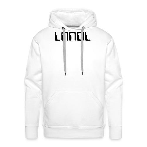 lnndl h sw-shirt 01  - Sweat-shirt à capuche Premium pour hommes