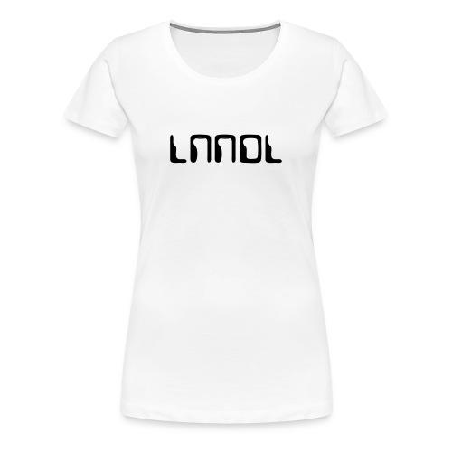 lnndl f t-shirt 01  - T-shirt Premium Femme