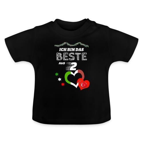 Baby T-Shirt - Italien/Türkei - Baby T-Shirt