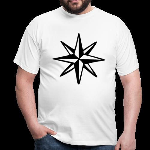 Windrose T-Shirt - Männer T-Shirt