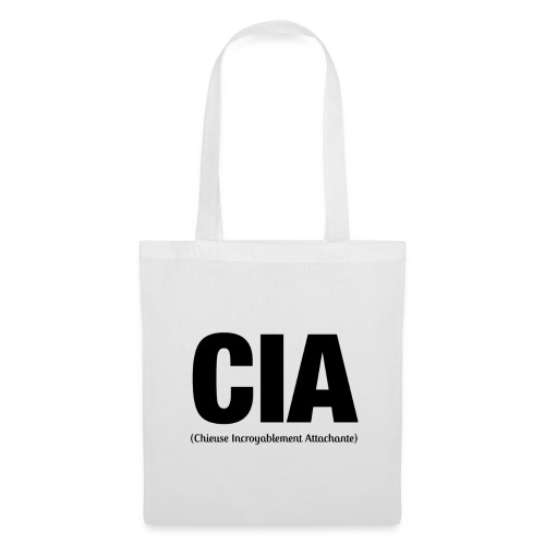 CIA - Tote Bag