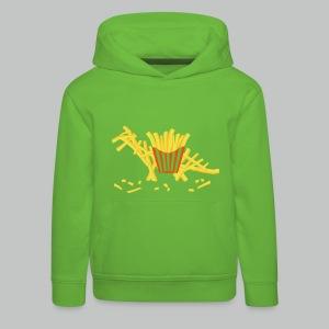 Fritosaurus - Kids' Hoodie - Design in front and back - Kids' Premium Hoodie