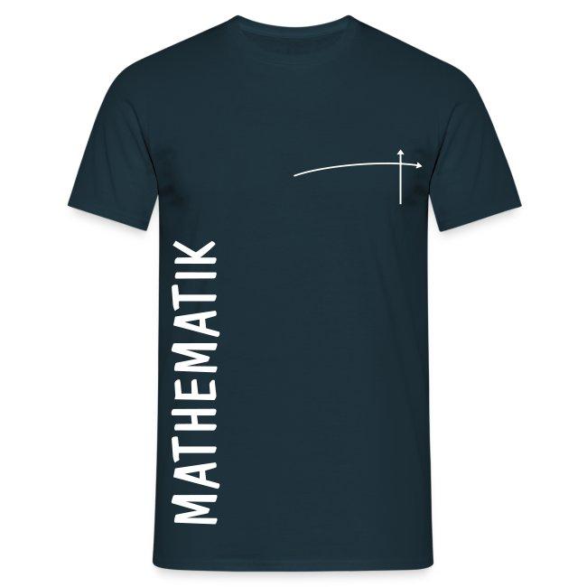 FS Mathe OL Herren Mathematik Rundhals Navy mit Graph