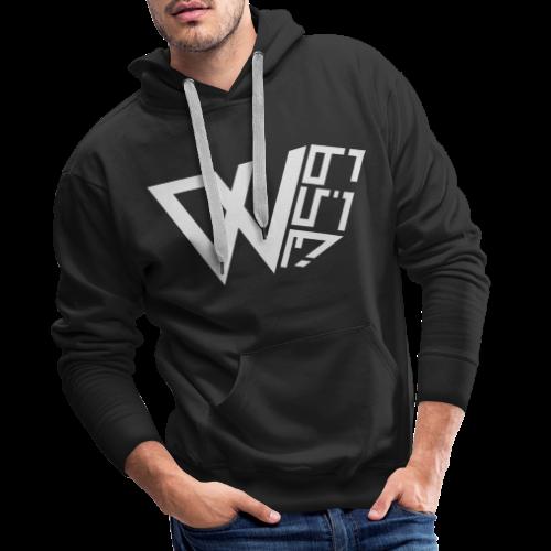 Wolf 359 Men's Hoodie - Men's Premium Hoodie