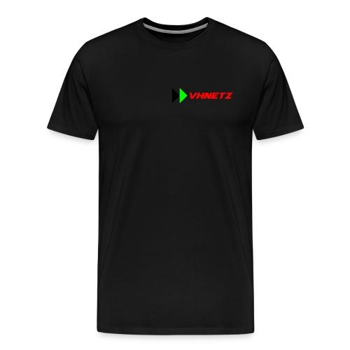 VHNETZ Shirt Männer - Männer Premium T-Shirt