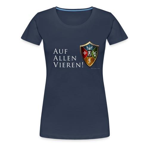Ismilia Jubiläumsshirt - Frauen Premium T-Shirt