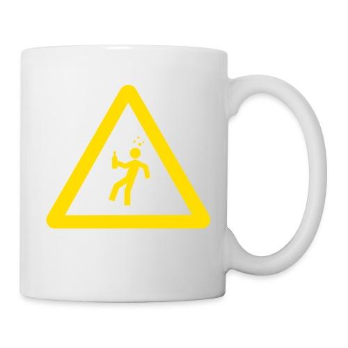 Starkstrom Alkoholiker Tasse - Tasse