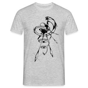 Needles Clean - Männer T-Shirt
