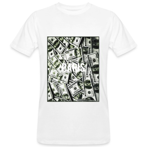 Paris Dollar T-Shirt - Men's Organic T-shirt