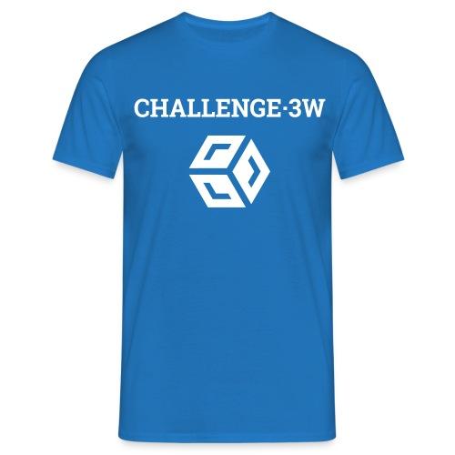 3W18 - CHALLENGE.3W Edition - Männer T-Shirt